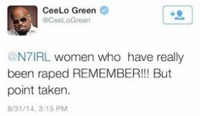 CeeLo Green Tweet